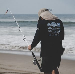 Angler atau pemancing