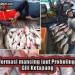 Info mancing laut Probolinggo