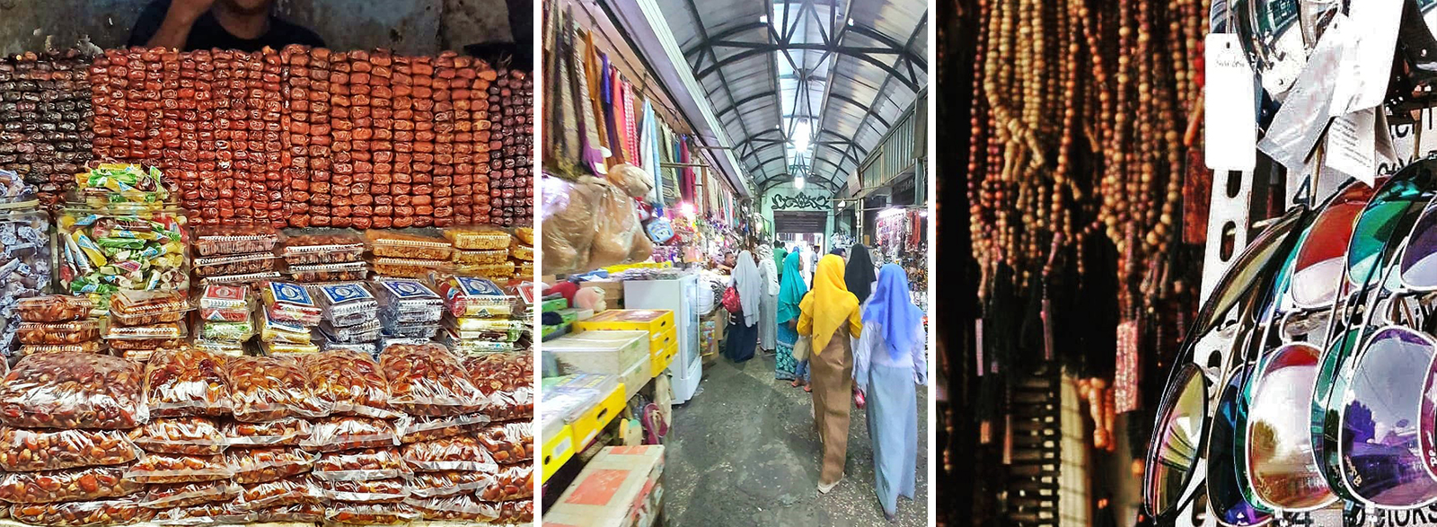 Kurma Ampel, Selasar Ampel, Aksesoris Pasar Ampel