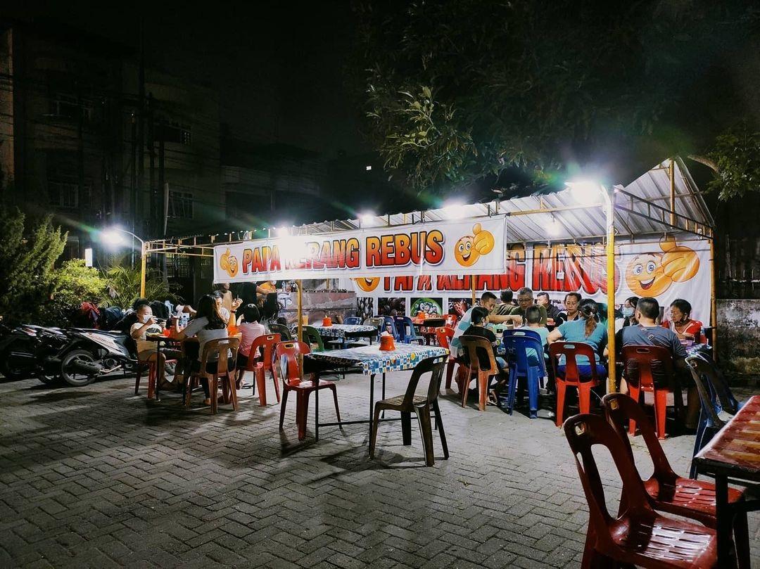 Lokasi Papa Kerang Rebus Medan