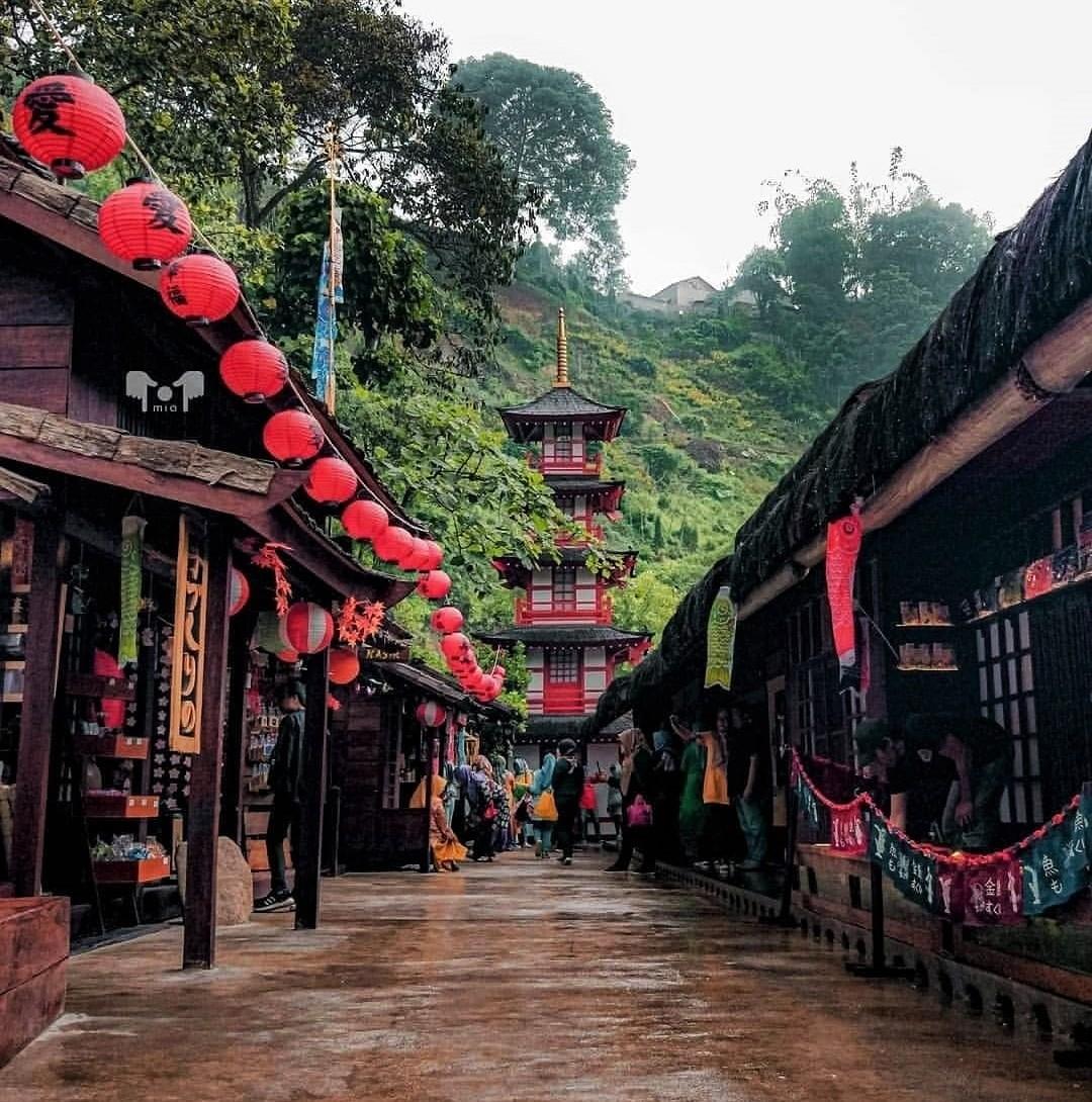 Kampung Cina The Great Asia Africa
