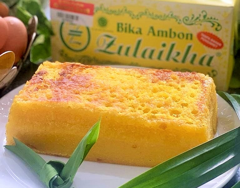 Kue Bika Zulaikha Medan