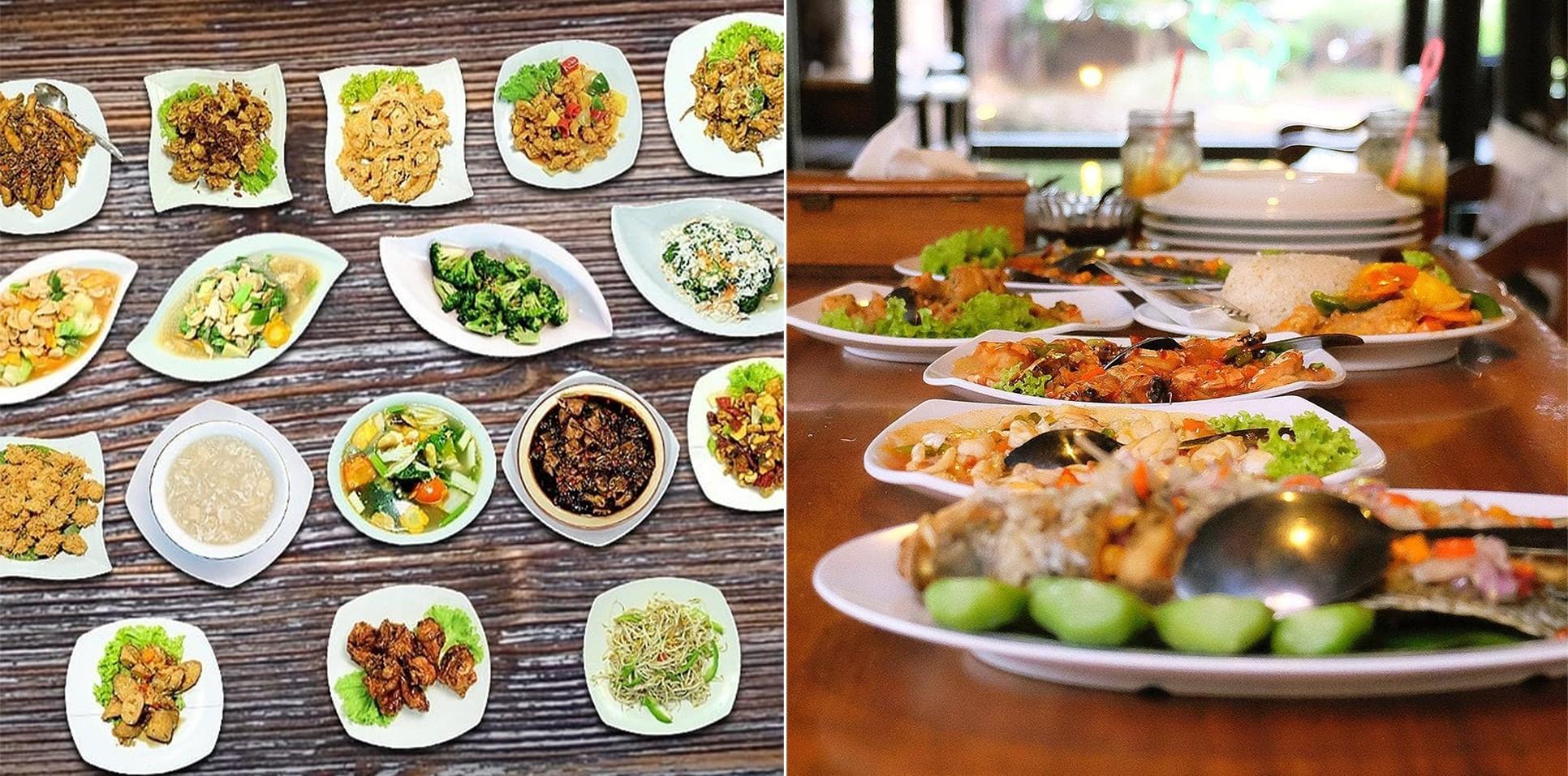Menu Makan Kampung Laut Semarang