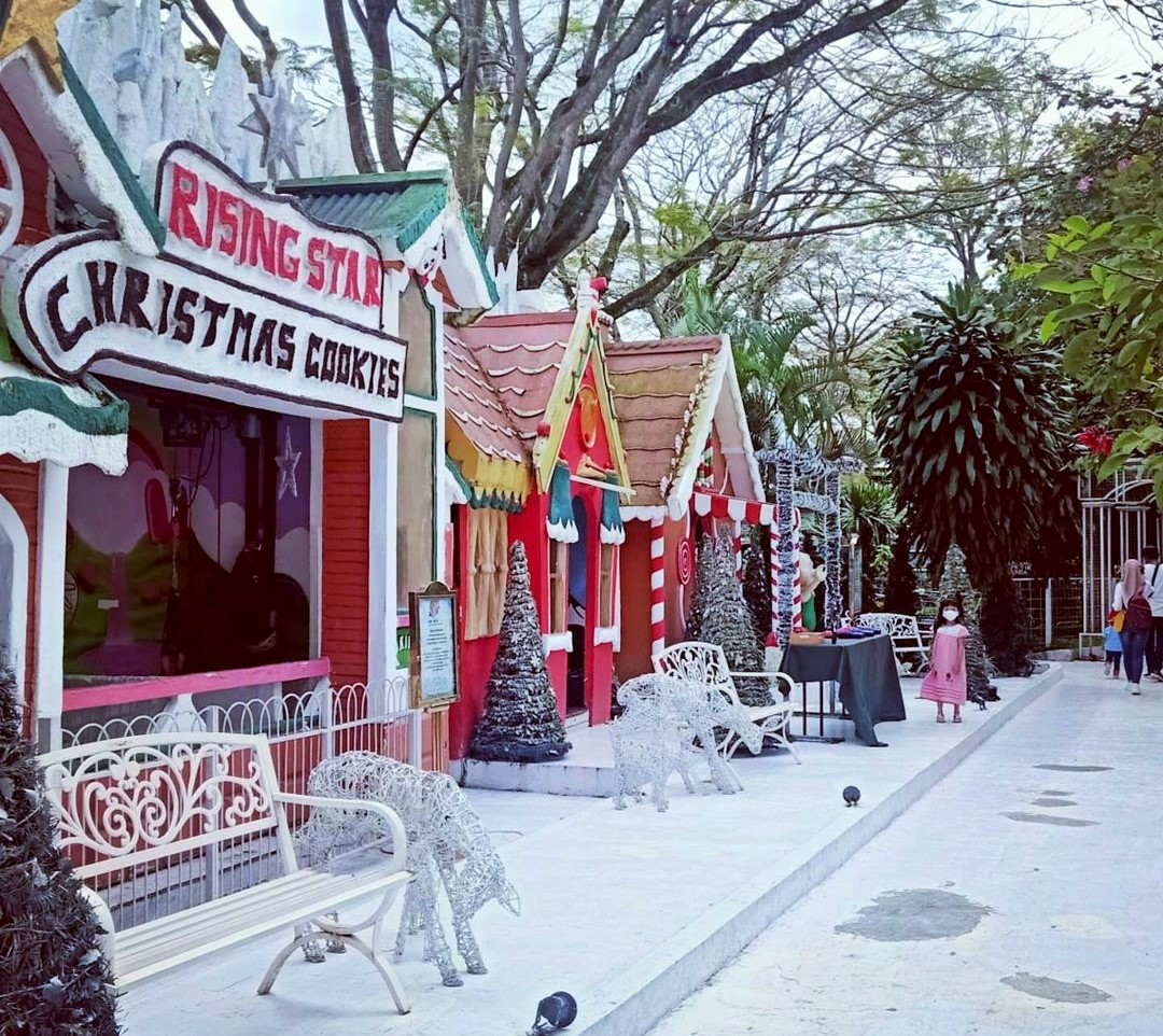 Wahana Cookies And Candy Factory Lembang Wonderland